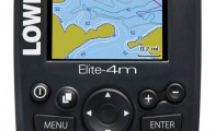 Lowrance Elite-4m