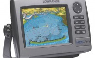 Lowrance HDS-7m Gen2