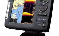 Lowrance Elite-5 DSI